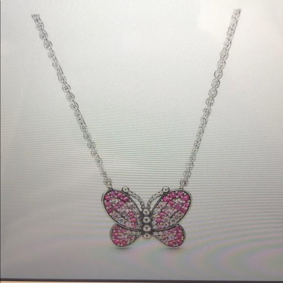 pandora pendant necklace